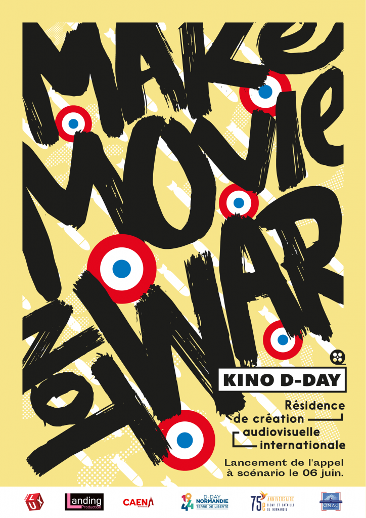 KINO D-DAY 2019 Affiche Poster