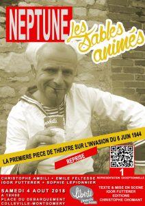 Igor Futterer NEPTUNE Théâtre 2018