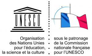 Sous le haut-patronage de l'UNESCO